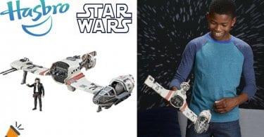 oferta Star Wars Resistance Ski Speeder barato SuperChollos