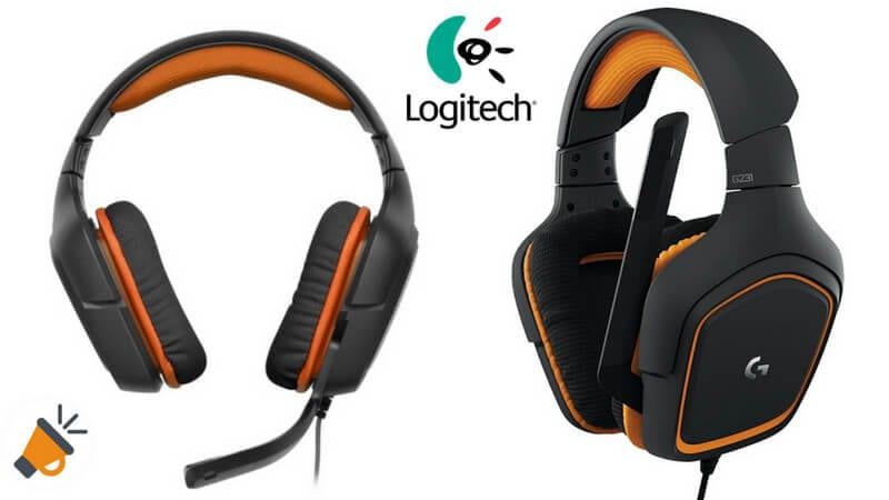 oferta auriculares Logitech G231 Prodigy baratos SuperChollos