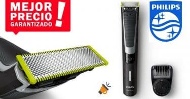 oferta Philips OneBlade Pro QP651030 Recortador de barba barato SuperChollos