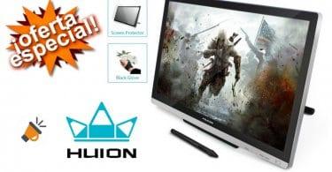 oferta Huion GT 220 V2 Tableta Gra%CC%81ficas barata SuperChollos