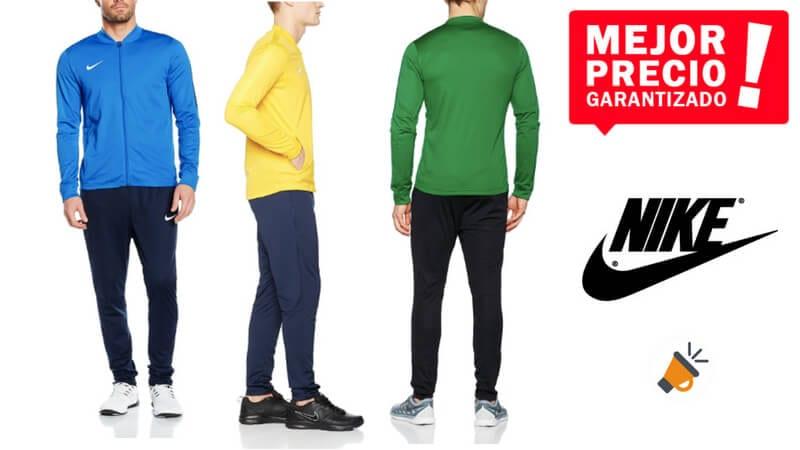 OFERTA Cha%CC%81ndal Nike Academy 16 knit tracksuit 2 barato SuperChollos