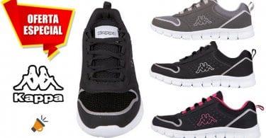 oferta Zapatillas Kappa Amora Footwear Unisex baratas SuperChollos