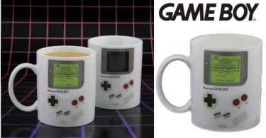 oferta Taza Game Boy de Nintendo barata SuperChollos