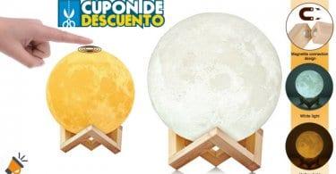 oferta AGM La%CC%81mpara de Luna barata SuperChollos