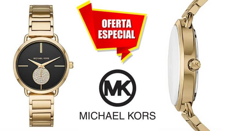 oferta Reloj Michael Kors para Mujer MK3788 barato SuperChollos
