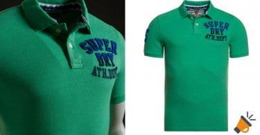 oferta Superdry Hombre Polo barato SuperChollos