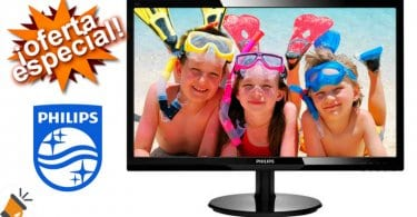oferta Philips Monitores 246V5LHAB00 barato SuperChollos