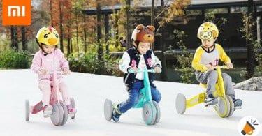 oferta Triciclo convertible infantil Xiaomi 700Kids TF1 barato SuperChollos