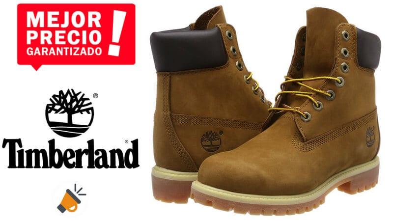 AHORRA 130€! Botas Timberland Icon 6 Inch Premium por solo 79€