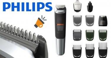 oferta Philips Barbero MG574015 Recortador de barba barato SuperChollos