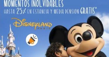 oferta DisneyLand Paris descuento SuperChollos