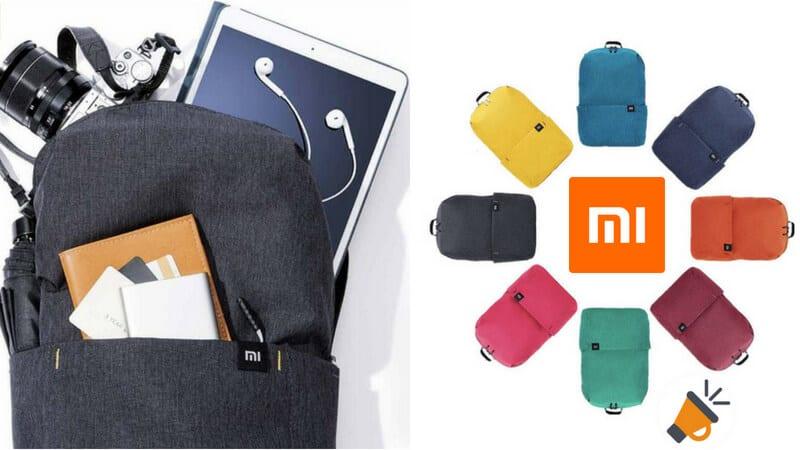 oferta Mochila Xiaomi barata SuperChollos