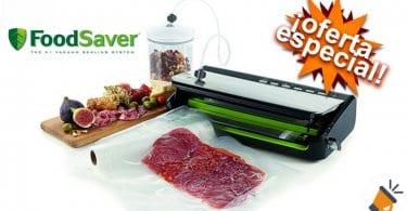 oferta Foodsaver FFS005X 01 Envasadora al vaci%CC%81o barata SuperChollos