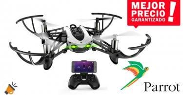 oferta dron parrot barato SuperChollos
