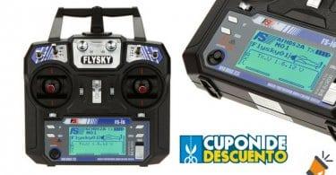 oferta Goolsky FlySky FS I6 2.4G Sistema de control remoto barato SuperChollos