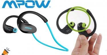oferta auriculares inalambricos Mpow Cheetah aptX baratos SuperChollos
