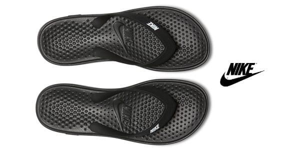 Recientemente Engañoso Prefijo  PRECIO MÍNIMO! Chanclas Nike Solay para hombre por solo 13,99€