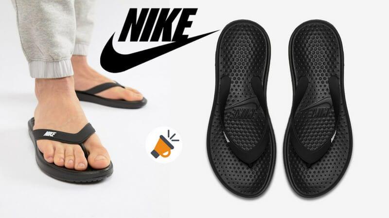 PRECIO MÍNIMO! Chanclas Nike Solay para hombre por solo 13,99€
