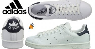 oferta Adidas Originals Stan Smith Zapatillas baratas SuperChollos