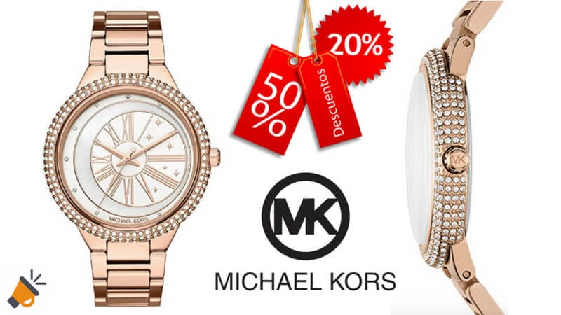oferta Reloj Michael Kors para Mujer MK6551 barato SuperChollos