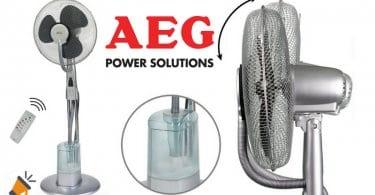 oferta AEG VL 5569 Ventilador de pie barato SuperChollos