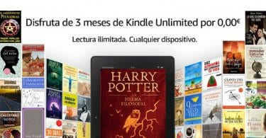 oferta Kindle Unlimited gratis SuperChollos