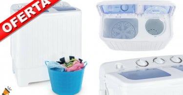 oferta avadora centrifugadora oneConcept Ecowash XL barata SuperChollos
