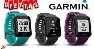 oferta Garmin Forerunner 30 Reloj GPS barato SuperChollos