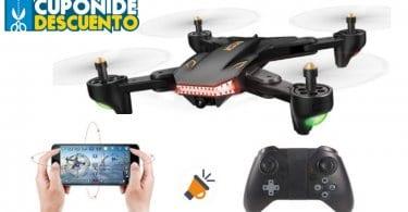 oferta drone goolsky visuo xs809s barato SuperChollos
