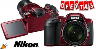 oferta Nikon COOLPIX B700 camara digital barata SuperChollos