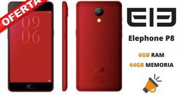 oferta Elephone P8 barato SuperChollos