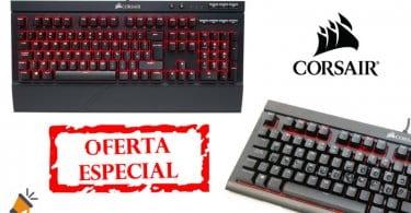 oferta Corsair K68 Teclado meca%CC%81nico Gaming barato SuperChollos