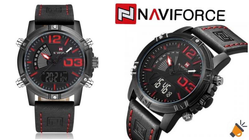 oferta reloj NAVIFORCE 9095 barato SuperChollos