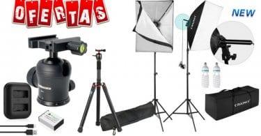 accesorios de fotografi%CC%81a baratas SuperChollos