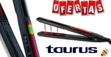 oferta Taurus Slimlook Infrared Plancha de pelo barata SuperChollos