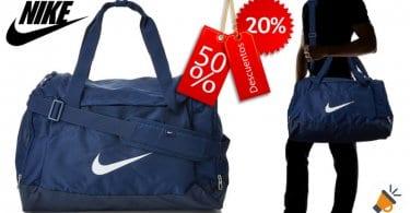 oferta Nike Club Team Swoosh Duffel S Bolsa de deporte barata SuperChollos