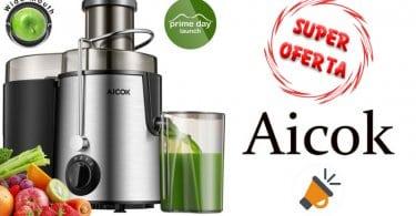 oferta Aicok Licuadoras Para Verduras y Frutas barata SuperChollos