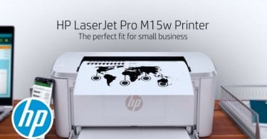 OFERTA HP Laserjet Pro M15w Impresora La%CC%81ser barata SuperChollos