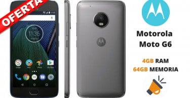 oferta Motorola Moto G6 barato SuperChollos