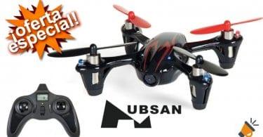 oferta Hubsan X4 H107C drone barato SuperChollos