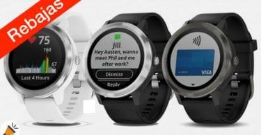 oferta Garmin Vivoactive 3 Smartwatch barato SuperChollos