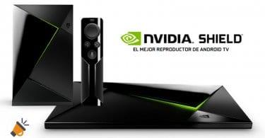 oferta Nvidia Shield TV Android TV barato SuperChollos