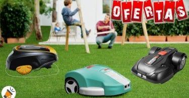 OFERTAS Robots cortace%CC%81sped Prime Day BARATOS SuperChollos