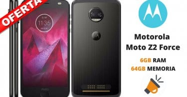 OFERTA Motorola Moto Z2 Force BARATO SuperChollos