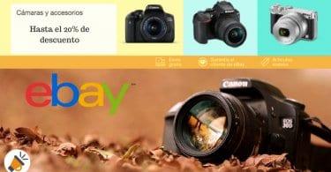 ebay camaras fotograficas y accesorios baratos SuperChollos