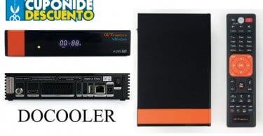 oferta receptor TDT Docooler GTMEDIA V8 BARATO SuperChollos