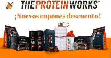 the protein works cupones descuento SuperChollos