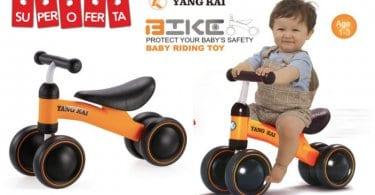 oferta Goolsky Yang Kai Q1 triciclo barato SuperChollos