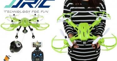 GoolRC JJRC H26W drone barato SuperChollos
