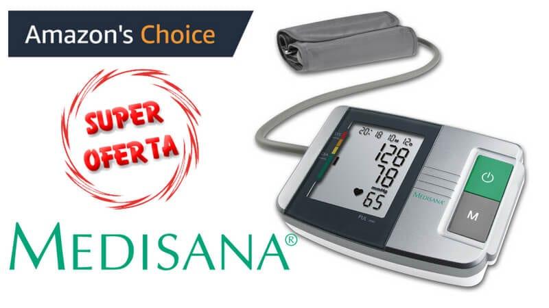 oferta Medisana 51152 Tensi%C3%B3metro de brazo barato SuperChollos